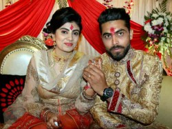 Cricketer Ravindra Jadeja Became Father On Baby Girl