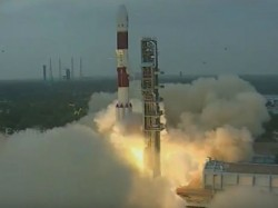Isro Launches Pslv C38 From Sriharikota Andhra Pradesh Carrying Satellites