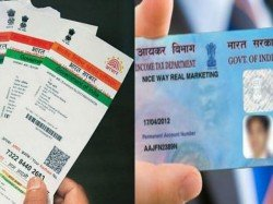Link Aadhaar With Pan Before 1st July Else Face These Two Pr