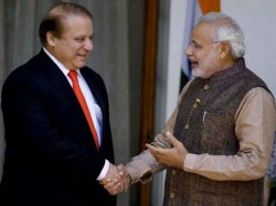 Pm Narendra Modi On Thursday Evening Greeted Pakistani Pm Nawaz Sharif