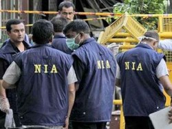 Nia Raids 14 Locations Kashmir 8 Delhi Terror Funding Case