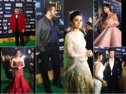 Iifa 2017 Photos Bollywood Stars Dazzles On Green Carpet