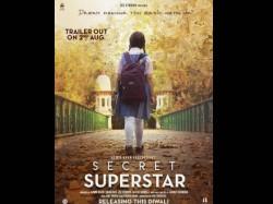 Aamir Khan Unveils The First Look Poster Secret Superstar