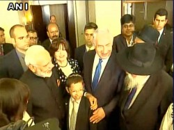 Pm Narendra Modi Will Meet 26 11 Survivor Baby Moshe