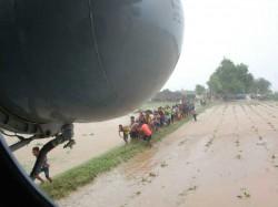 Banaskantha Ground Report See Here The Photos Gujarat Flood