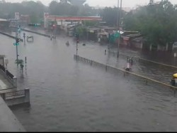 Ahmedabad Rain Heavy Rain The City See The Photos