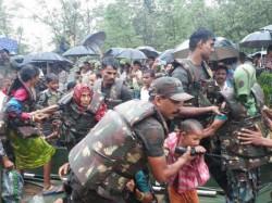 Banaskantha Rain Rescue Operation Photos News