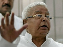 Cbi Registers Case Against Lalu Yadav