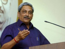 Goa Cm Manohar Parrikar Won The Panaji Bypoll With 4 803 Votes