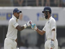 India Vs Sri Lanka 1st Test Match Day