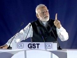 Gst Major Step Check Tax Evasion Modi