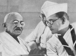 Mahatma Gandhi Too Had Faith That Bose Was Alive