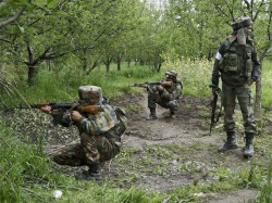 J K Militants Killed Kulgam Army Jawan Martyre