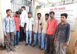 Anand 7 People Arrested The Case Minor Girl Being Raped