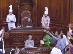 Uproar Rajya Sabha Congress Over It Raids Bengaluru
