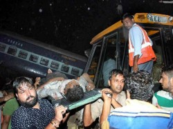Utkal Express Derailment Case Registered Unknown Persons Und