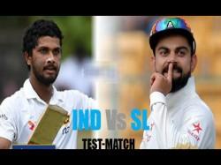 India Vs Sri Lanka 2nd Test Day