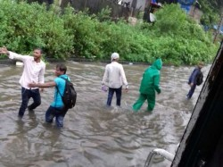 Mumbai Rains Bmc Issues Emergency Number