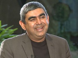 Infosys Press Conference Following Resignation Ceo Vishal Sikka