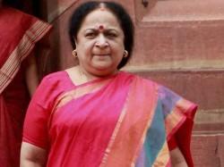Cbi Carries Searches At The Premises Jayanthi Natarajan