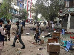 Kabul Suicide Attack At Least 1 Dead 3 Injured