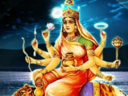 Navratri Special 4rth Day Is Maa Kushmanda