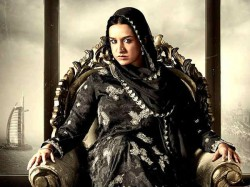 Haseena Parkar Movie Review Gujarati