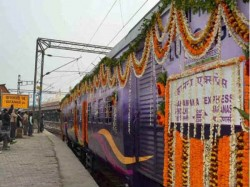 Vadodra Varanasi Mahanama Express Would Have Special Place In Pm Modis Heart