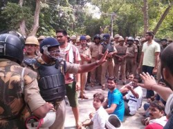 Situation After Violence Bhu