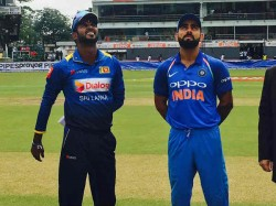 India Vs Sri Lanka 5th Odi Score Updates
