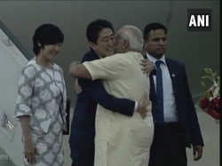 Shinzo Abe Ahmedabad Japan Pm Gujarat Visit Read The Update