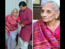 Gujarat Congress President Bharatsinh Solanki Mother Pass Away