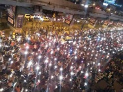 Surat Huge Bike Rally Took Place Patidar Youth With Demand