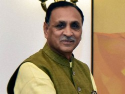 Vijay Rupani Mistake Took Sankersinh Vaghela Name