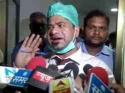 Gorakhpur Tragedy Dr Kafeel Khan Arrested Brd Hopital