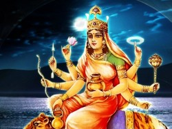 Navratir Mata Amba Nu Chothu Roop In Gujarati