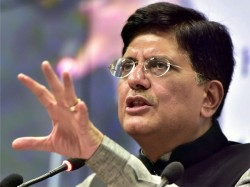 Piyush Goyal Orders Staff Stop Asking Tip 48 Hours
