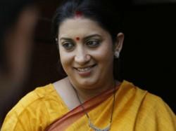 Bjp Smriti Irani Is Surat Where She Backfire On Rahul Gandhi