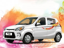 Maruti Suzuki Alto 800 Utsav Edition Launched India Read La
