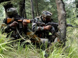 Bandipora Encounter Gun Battle Between Security Forces Terrorists Underway Jammu Kashmir