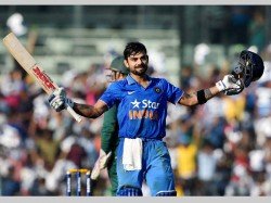 India Vs New Zealand 1st Odi Virat Kohli Hit Century His 200th Odi