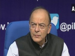 Finance Minister Arun Jaitley Addressed Press Conference On