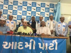 Gujarat Election 2017 Aap Announce Its First List Candidate