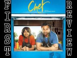 Chef Movie Review Gujarati