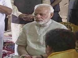 Gujarat Pm Narendra Modi Started His 2 Days Visit From Jamnagar