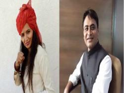 Gujarat Elections 2017 Protest Against Reshma Patel Varun Pa
