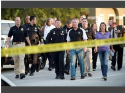 Las Vegas Shooting Two Dead Several Injured