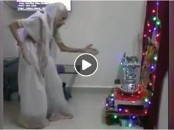 Kiran Bedi Sahres Video Old Woman Mistaken As Pm Modi S Moth