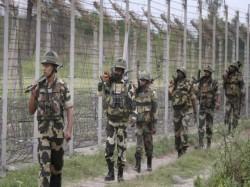 Jammu Kashmir Pakistan Violates Ceasefire Keri Digwar Area