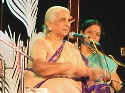 Veteran Classical Singer Girija Devi Passes Away Kolkata Due To Cardiac Arrest